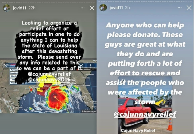 90 Day Fiance star Jovi Dufren wants to help with Hurricane Ida relief efforts