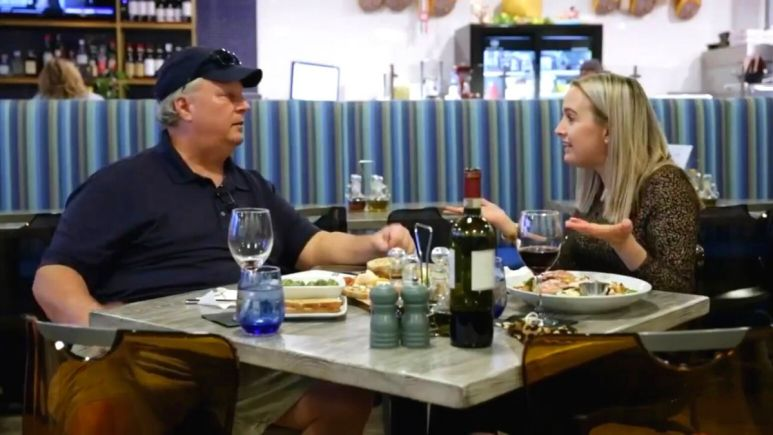 90 Day Fiance: Happily Ever After star Elizabeth Potthast discusses family drama with her dad
