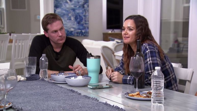 MAFS star Virginia Coombs claps back after troll comments on her marriage