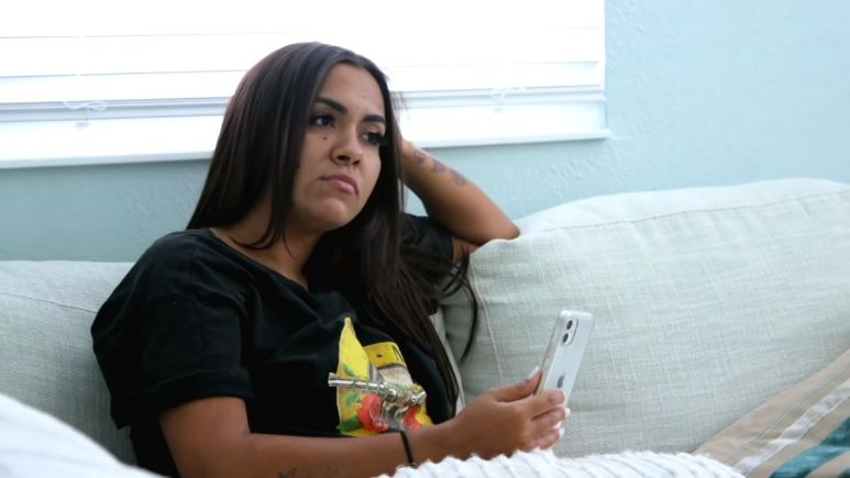 Teen Mom 2 star Briana DeJesus admits to being scared of commitment