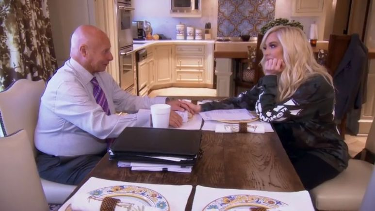 Bravo network gets legal letter regarding unaired footage of Tom and Erika Girardi