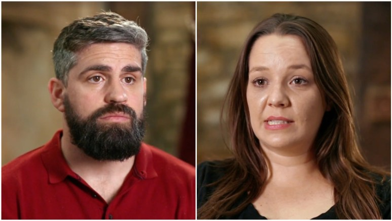Jon Walters and Rachel Walters from 90 Day Fiance