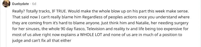 Fan talks about Mike