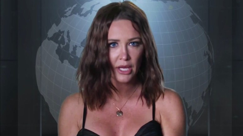 the challenge star ashley mitchell in spies lies and allies confessional