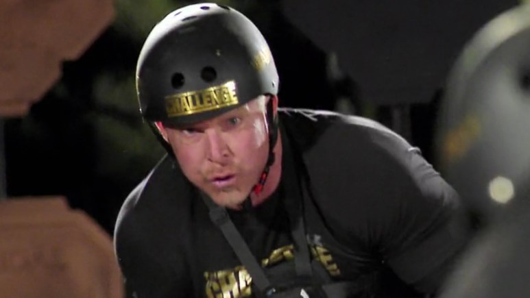 mark long on the challenge all stars