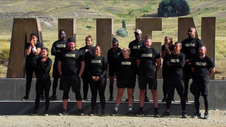 cast members from the challenge all stars first seson
