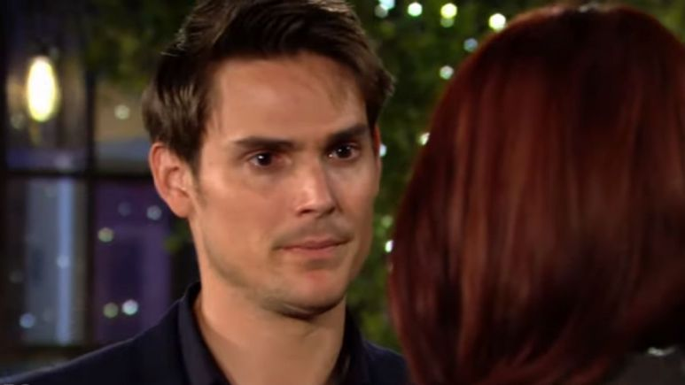 The Young and the Restless spoilers tease Sally and Adam heat things up.
