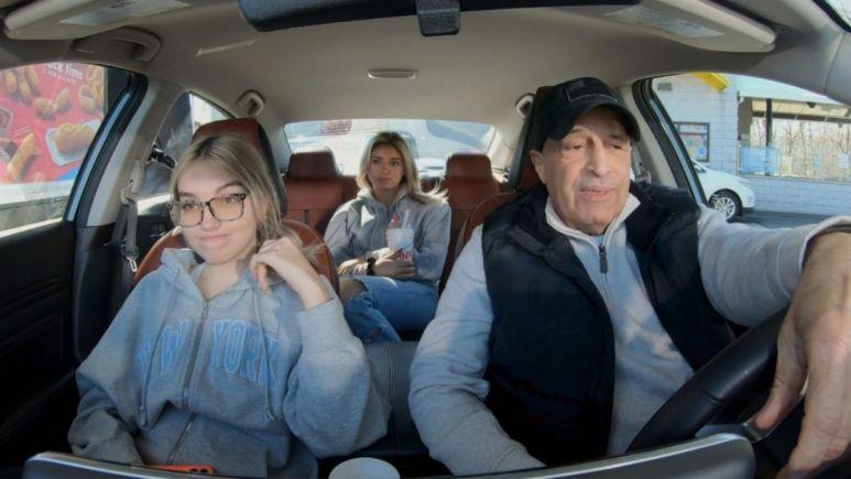Aniko, Aspen, and Mike