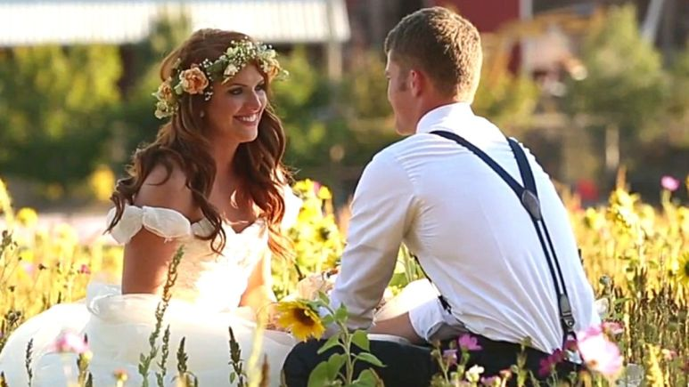 Audrey and Jeremy Roloff of LPBW