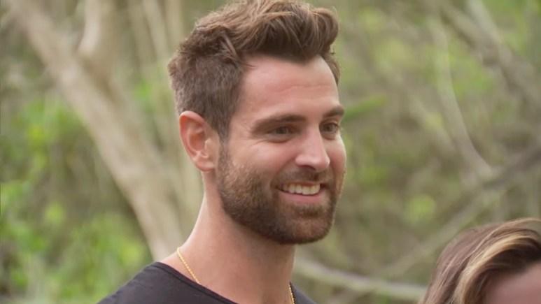 Blake Monar on Bachelor in Paradise