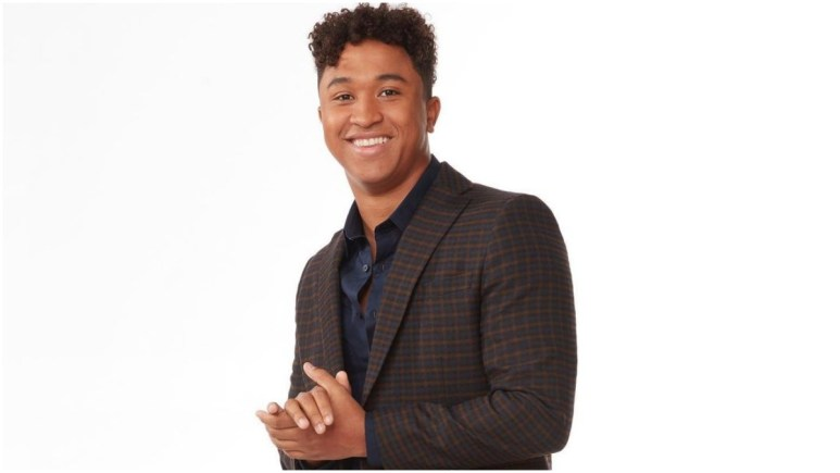 Brandon Armstrong from Dancing with the Stars