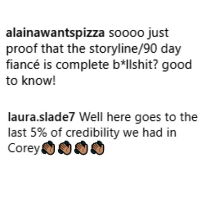 corey rathgeber's followers bashed him for hiding his marriage from evelin on instagram