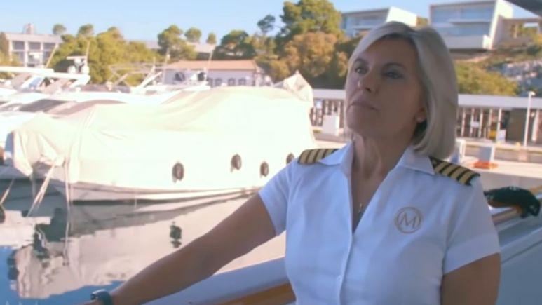 Below Deck Med: Captain Sandy embarks on new adventure.