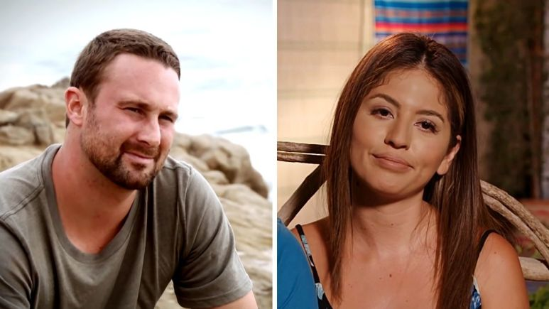 Corey Rathgeber and Evelin Villegas of 90 Day Fiance The Other Way
