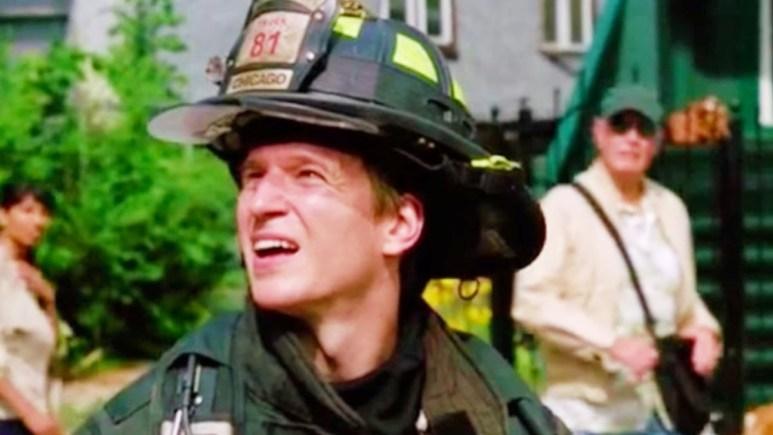 Darden On Chicago Fire Episode