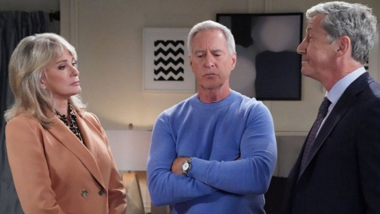 Days of our Lives Beyond Salem spoilers tease John and Marlena in over their head.