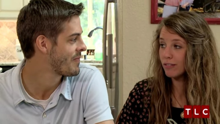 Derick and Jill on 19 Kids and Counting.