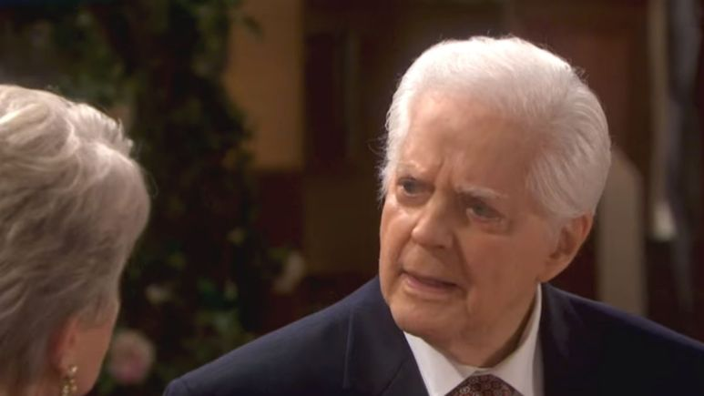 Doug Williams on Days of our Lives: What's wrong with him and how old is he?