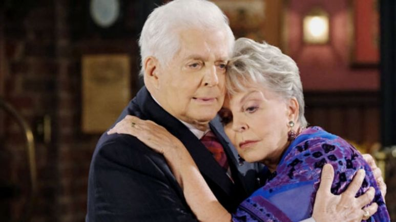 What is Doug and Julie's Days of our Lives history?