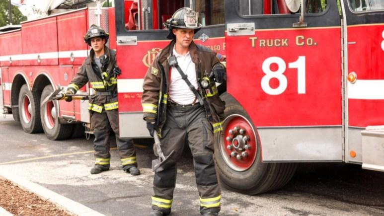 Gallo And Casey Chicago Fire 1002