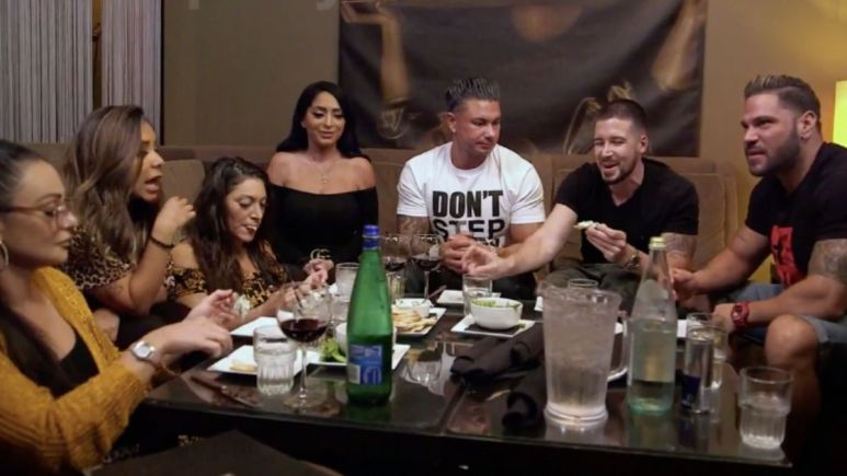Is Jersey Shore Family Vacation renewed or canceled?
