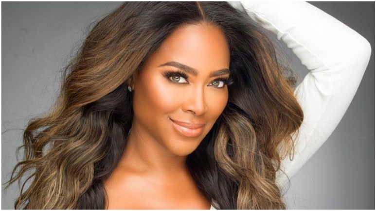 Kenya Moore from Dancing with the Stars
