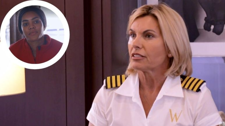 Captain Sandy Yawn slams haters over Lexi Wilson Below Deck Med drama.