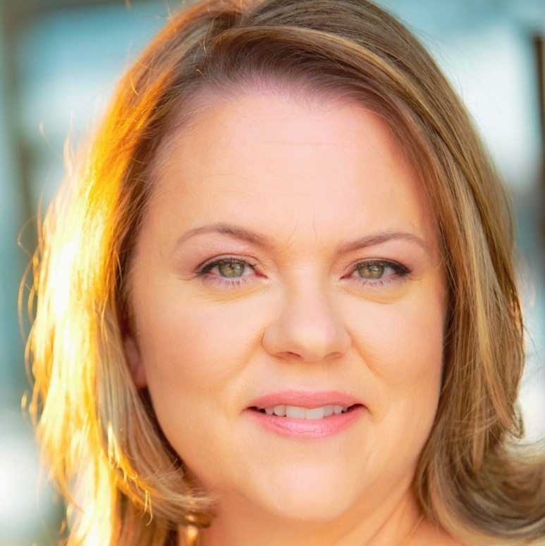 Lisa Hamilton Daly, who recently joined Crown Media Family Networks as executive vice president of programming.