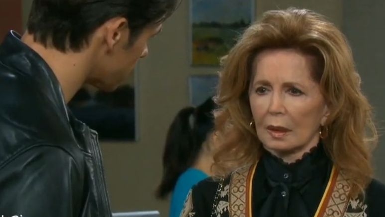 Days of our Lives spoilers reveal Maggie is back.
