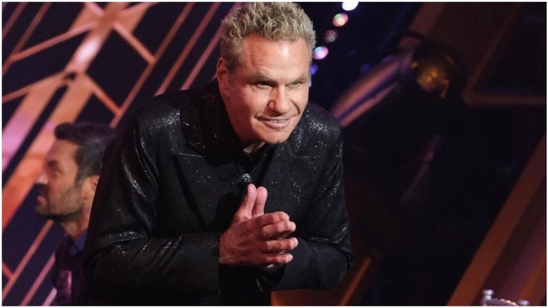 Martin Kove on Dancing With the Stars