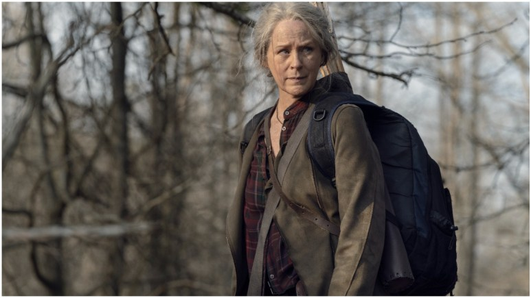 Melissa McBride stars as Carol Peletier, as seen in Episode 3 of AMC's The Walking Dead Season 11