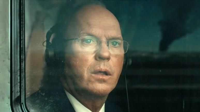 Michael Keaton in Worth