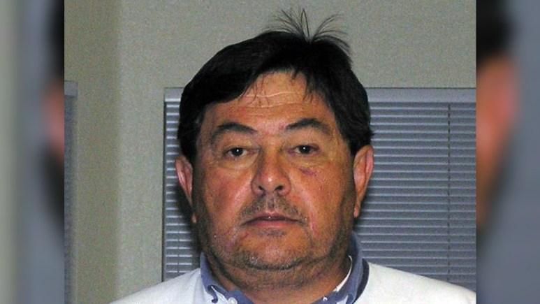 Mugshot of Mario Garcia