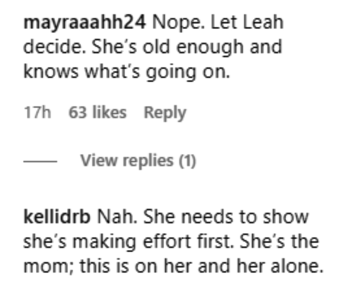 teen mom og fans reacted to amber forcing therapy on leah