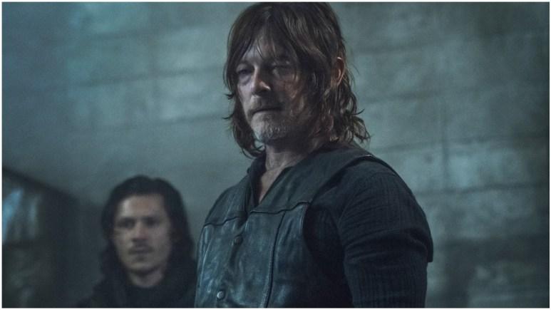 Norman Reedus stars as Daryl Dixon in Episode 6 of AMC's The Walking Dead Season 11