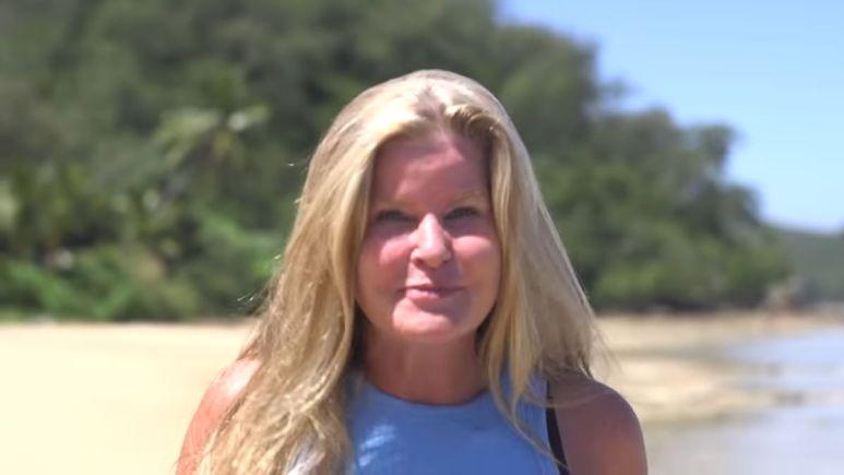 Survivor Season 41 personality Heather Aldret.