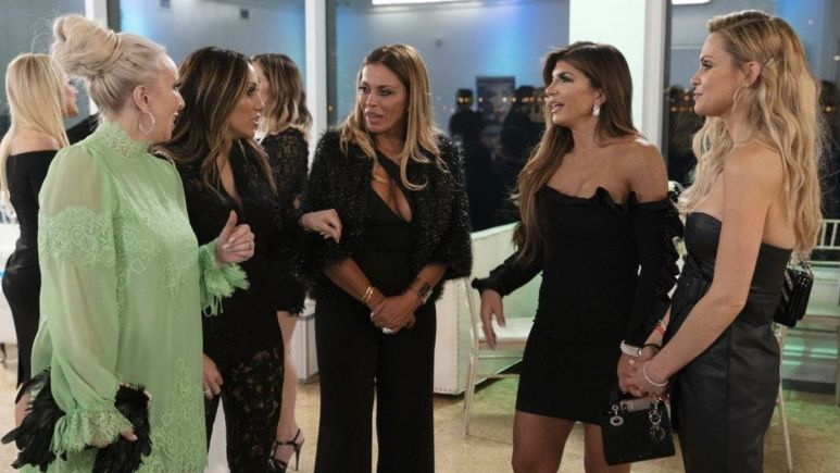 The Real Housewives of New Jersey: Who is the richest one?