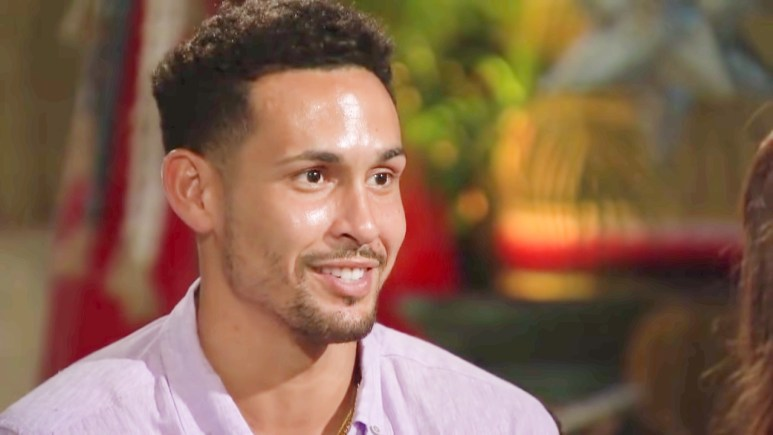 Thomas Jacobs on Bachelor in Paradise