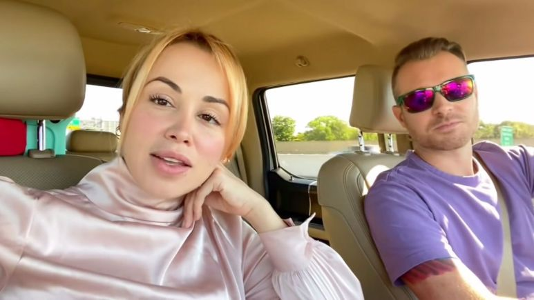 90 Day Fiance star Paola Mayfield claps back at fan after comment about her marriage