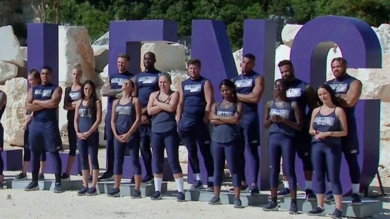 the challenge season 37 cast at mission in episode 4