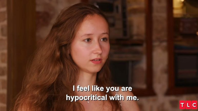 alina tells steven he's hypocritical during sunday night's episode