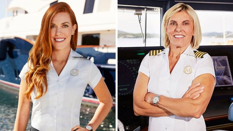 Below Deck Med's Captain Sandy and Delaney Evans weigh in on Katie Flood's decision to work one stew down.