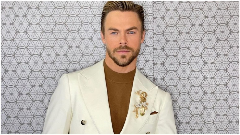 Derek Hough on Dancing With the Stars