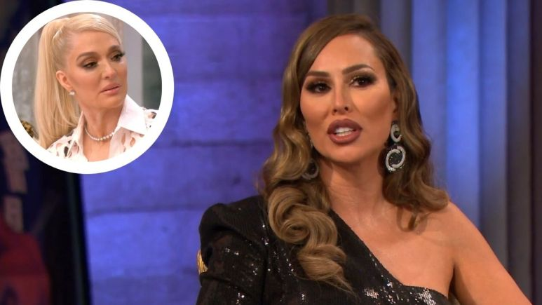 Kelly Dodd has branded The Real Housewives of Beverly Hills star Erika Jayne a liar.