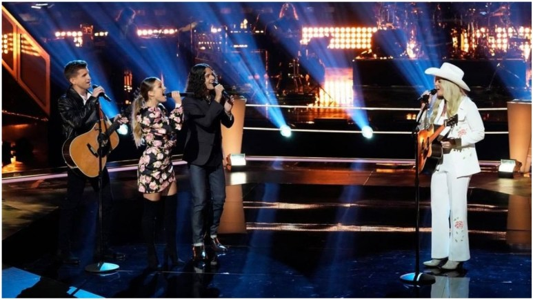 Girl Named Tom and Kinsey Rose on The Voice