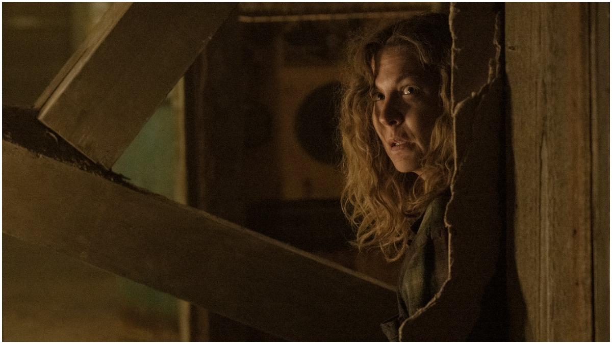 Jenna Elfman stars as June, as seen in Episode 3 of AMC's Fear the Walking Dead Season 7
