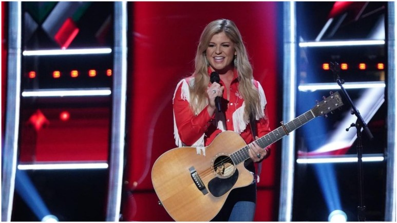 Kinsey Rose on The Voice