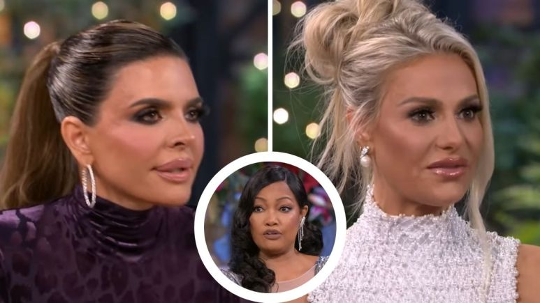 Dorit Kemsley and Lisa Rinna are bashed by RHOBH viewers after they way they treated Garcelle Beauvais at the Season 11 reunion.