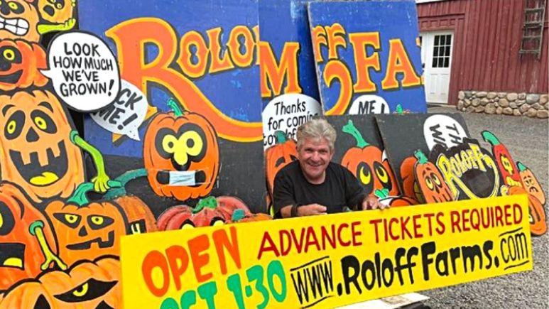 Matt Roloff of LPBW at Roloff Farms
