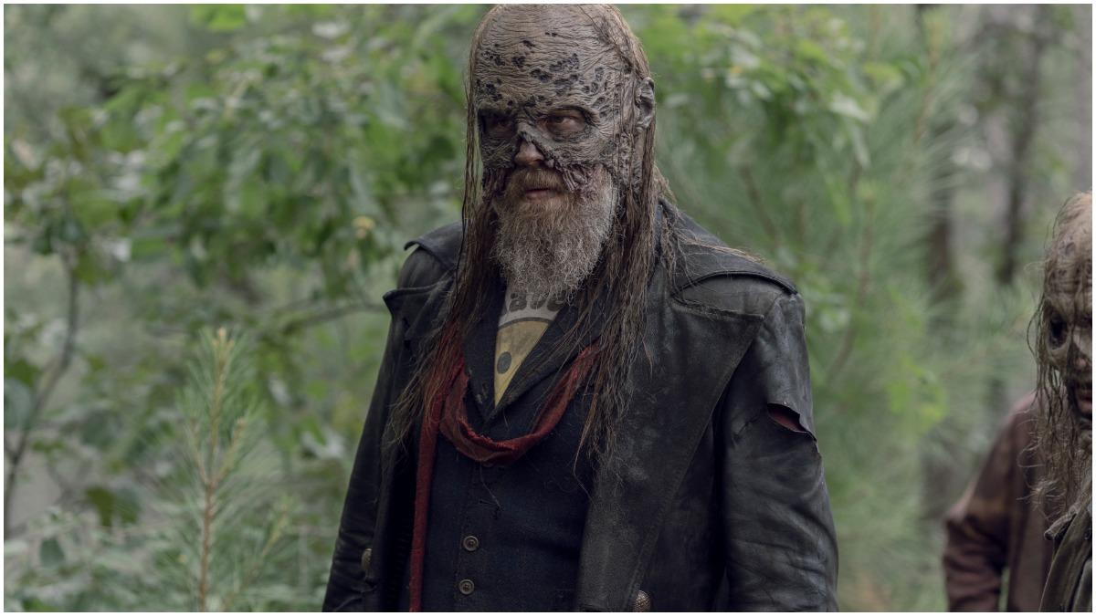 Ryan Hurst stars as Beta, as seen in Episode 6 of AMC's The Walking Dead Season 10